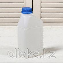 Канистра пищевая «Евро», 1 л, белая