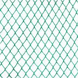 Сетка садовая, 2 × 20 м, ячейка 2,5 × 2,5 см, зелёная, фото 2