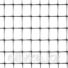 Сетка садовая, 2 × 10 м, ячейка 1,6 × 1,9 см, пластик, AVIARY