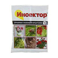 Средство Инсектор от насекомых вредителей ампула 1,2 мл