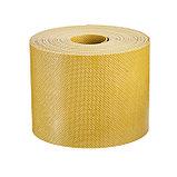 Лента бордюрная, 0.1 × 10 м, толщина 1.2 мм, пластиковая, жёлтая, Greengo, фото 2