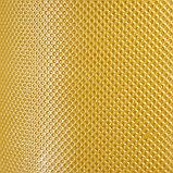 Лента бордюрная, 0.1 × 10 м, толщина 1.2 мм, пластиковая, жёлтая, Greengo, фото 3