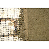 Сетка садовая универсальная, 2 × 100 м, ячейка 0,6 × 0,6 см, МИКС, фото 2