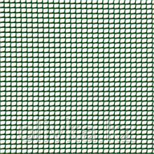 Сетка садовая, 1 × 25 м, ячейка 0,6 × 0,5 см, пластик, зелёная, CUADRADA 05