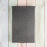 Ящик почтовый без замка (с петлёй), вертикальный, «Фото», МИКС, серебристый, фото 4