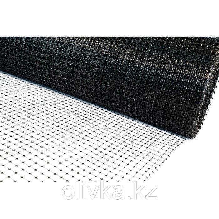 Сетка универсальная, 2 × 100 м, ячейка 2,2 × 3,5 см, МИКС