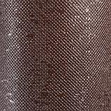 Лента бордюрная, 0.15 × 10 м, толщина 1.2 мм, пластиковая, коричневая, Greengo, фото 3