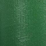 Лента бордюрная, 0.2 × 10 м, толщина 1.2 мм, пластиковая, зелёная, Greengo, фото 3