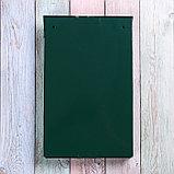 Ящик почтовый с замком, вертикальный, «Фото», МИКС, зелёный, фото 5