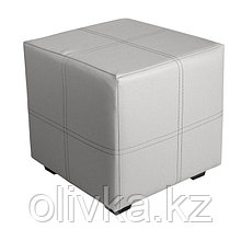 Пуф квадратный Марио 400х400х380 Белый