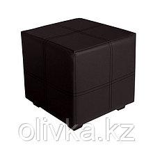 Пуф квадратный Марио 400х400х380 Черный