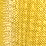 Лента бордюрная, 0.3 × 10 м, толщина 1.2 мм, пластиковая, жёлтая, Greengo, фото 3