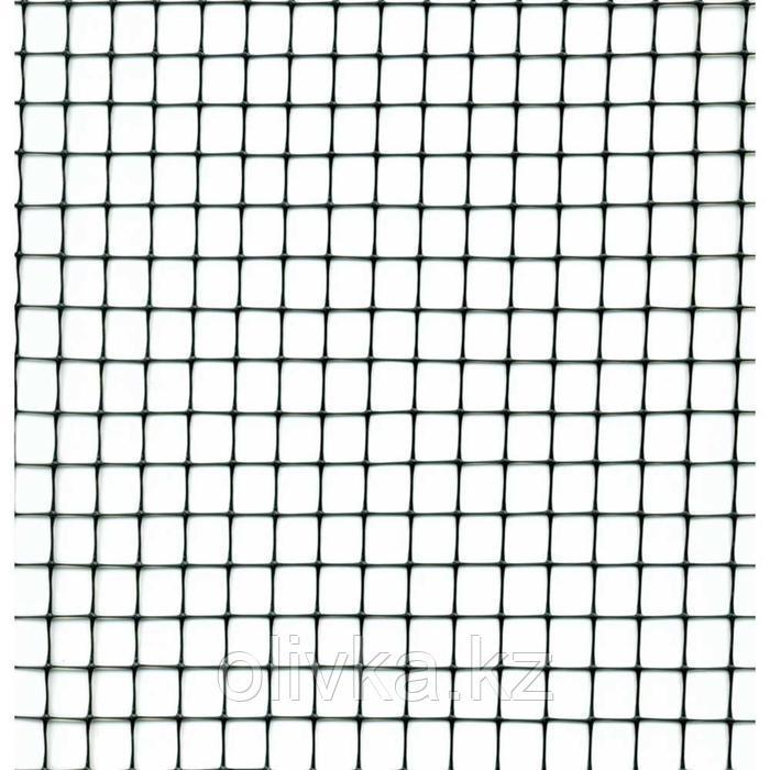Сетка садовая, от кротов, 1 × 200 м, ячейка 1,2 × 1,2 см
