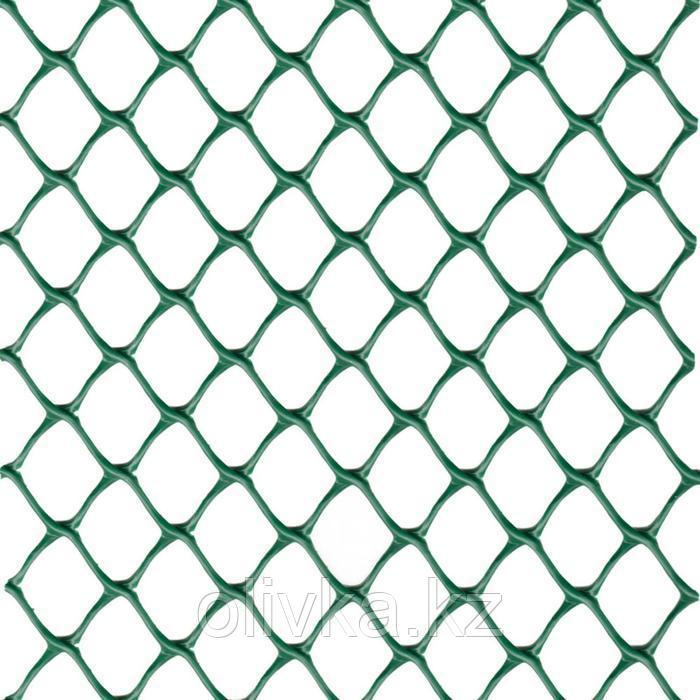 Сетка газонная, 2 × 30 м, ячейка 3,5 × 3,3 см, TR Green