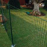 Сетка садовая, 4 × 50 м, ячейка 3 × 4,5 см, пластик, RANCH 1, фото 3