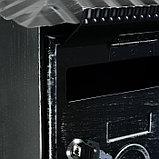Ящик почтовый черный 28*11*35 см, фото 3