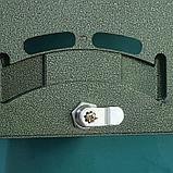 Ящик почтовый №4010, тёмно-зелёный, фото 5