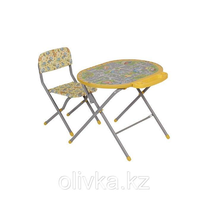 Комплект детской мебели «Фея Досуг» 202 ПДД