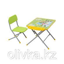 Комплект детской мебели Фея Досуг 101 «Динозаврики»