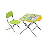 Комплект детской мебели Фея Досуг 101 «Динозаврики», фото 2