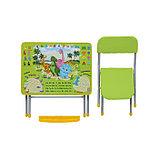 Комплект детской мебели Фея Досуг 101 «Динозаврики», фото 3