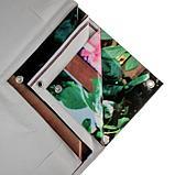 Фотобаннер, 250 × 150 см, с фотопечатью, люверсы шаг 1 м, «Полоса», фото 2