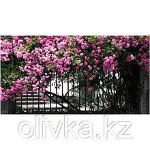 Фотобаннер, 250 × 150 см, с фотопечатью, люверсы шаг 1 м, «Терраса»