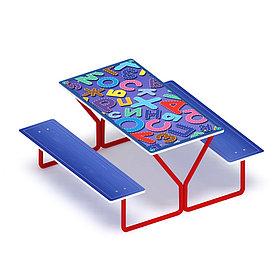 Столик детский МФ 31.01.06 Азбука