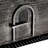 Ящик почтовый №2006, старое серебро, фото 4