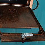 Ящик почтовый №2002, старая медь, фото 6