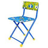 Набор детской мебели «Познайка. Азбука» складной, цвета стула МИКС, фото 4