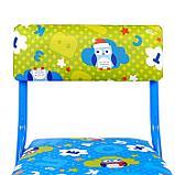 Набор детской мебели «Познайка. Азбука» складной, цвета стула МИКС, фото 5