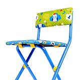 Набор детской мебели «Познайка. Азбука» складной, цвета стула МИКС, фото 6