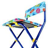 Набор мебели «Познайка. Большие гонки», складной, мягкий стул, 3 – 7 лет, цвет стула МИКС, фото 4