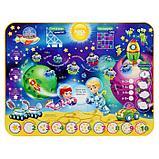 Набор детской мебели «Познайка. Математика в космосе» складной, цвета столешницы МИКС, фото 2