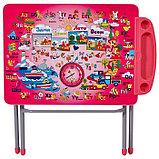 Комплект детской мебели Фея Досуг 201 Алфавит розовый, фото 4