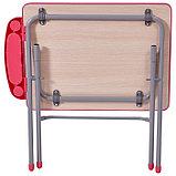 Комплект детской мебели Фея Досуг 201 Алфавит розовый, фото 5