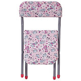 Комплект детской мебели Фея Досуг 201 Алфавит розовый, фото 8