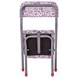 Комплект детской мебели Фея Досуг 201 Алфавит розовый, фото 9
