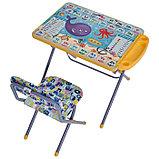Комплект детской мебели Фея Досуг 201 Океан, фото 3