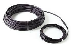 Нагревательный кабель для наружных установок DEVI 20Вт, 33м
