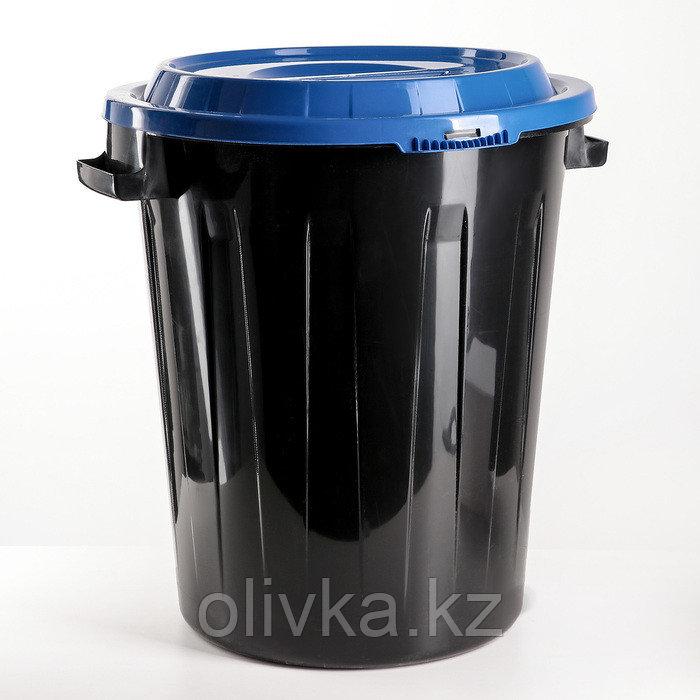 Бак IDEA, 60 л, цвет синий