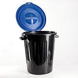 Бак IDEA, 60 л, цвет синий, фото 2