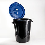 Бак 90 л, цвет синий, фото 2