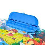 Набор мебели «Маленькие принцессы», стол, стул мягкий моющийся складной, цвета МИКС, фото 6
