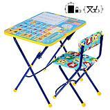 Набор детской мебели «Никки. Первоклашка-осень»: стол, стул, от 3 до 7 лет, МИКС, фото 2