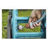 "Тележка для шланга AquaRoll M со шлангом Classic, 20 м (13 мм (1/2"") , и комплектом для полива   325, фото 4"