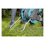 "Тележка для шланга AquaRoll M со шлангом Classic, 20 м (13 мм (1/2"") , и комплектом для полива   325, фото 5"