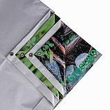 Фотобаннер, 300 × 160 см, с фотопечатью, люверсы шаг 1 м, «Плетёнка», фото 3