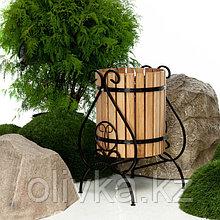Урна 59-301 с деревом